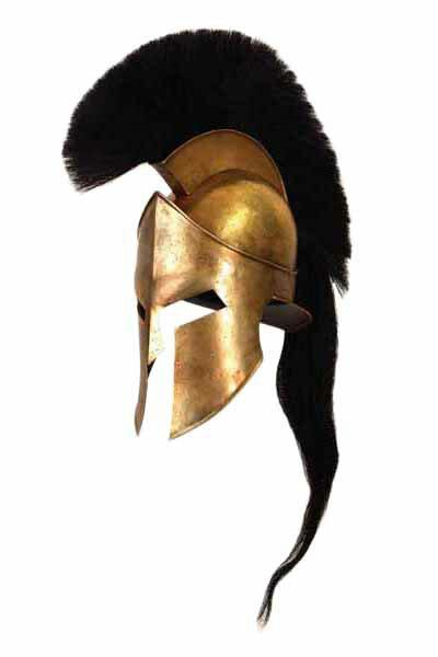 300 Spartan - Hełm Króla Leonidasa