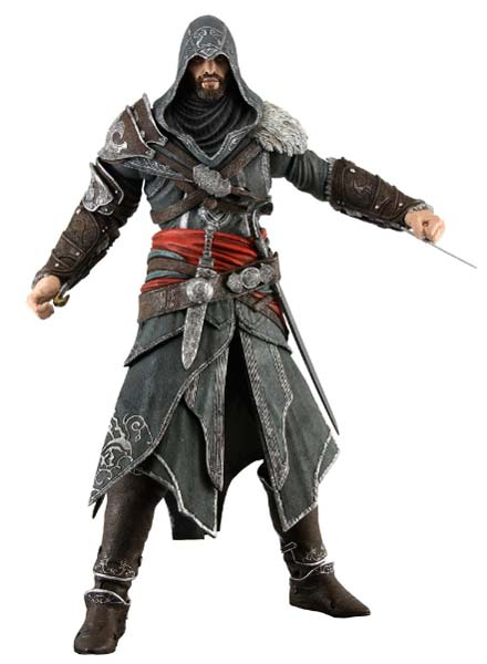Assassin`s Creed Revelations Action Figure Ezio 18 cm