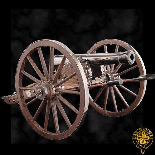 Działo Hanwei 1841 6-Pdr Cannon