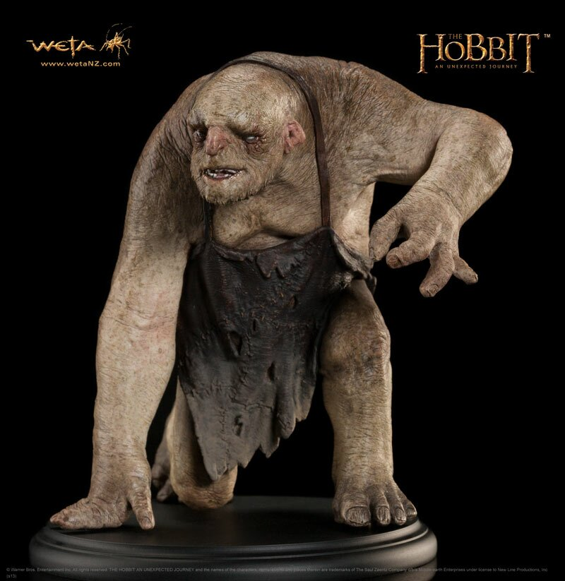 Figurka Hobbit - Bert the Troll - WETA