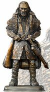 Figurka Thorina z filmu Hobbit Noble Collection