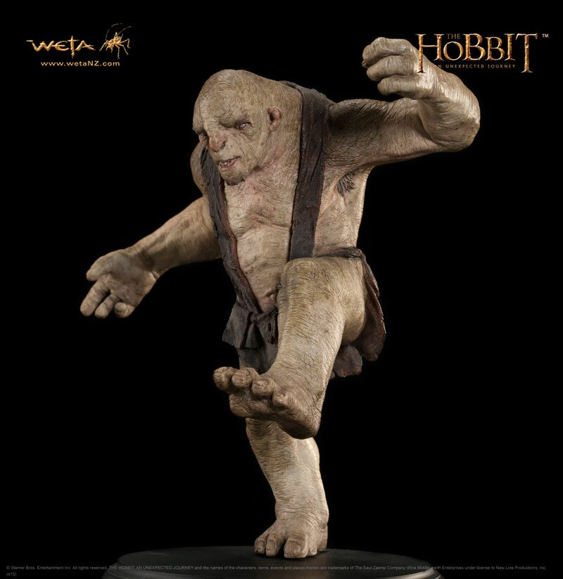 Figurka Hobbit - Tom the Troll - WETA