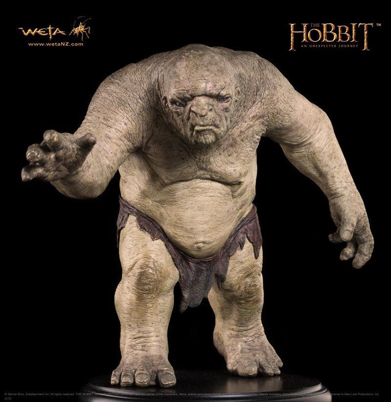 Figurka Hobbit - William the Troll - WETA