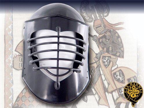 Hełm Bojowy Hanwei Combat Helmet (Hinged Faceplate)