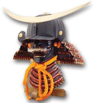 Hełm samuraja - Date Masamune Kabuto & Mempo