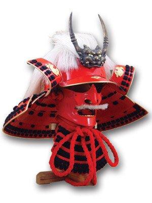 Hełm samuraja - Takeda Shingen Kabuto & Mempo