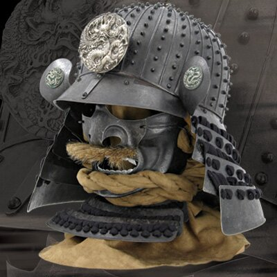 Hełm samuraja - Hanwei Dragon Armour Helmet
