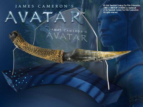 Jakes Dagger sztylet z filmu Avatar