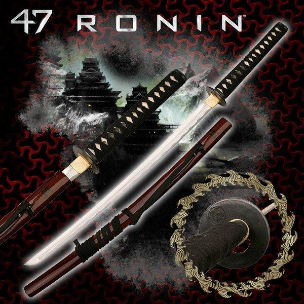 Katana z filmu 47 Roninów - Happy Time Sword