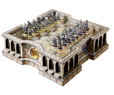 Kolekcjonerskie szachy Władca Pierścieni