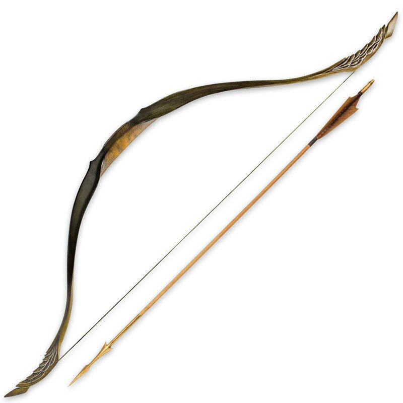 Krótki łuk Legolasa - Hobbit - Short Bow of Legolas Greenleaf