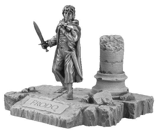 LOTR Figurka Frodo - Les Etains Du Graal
