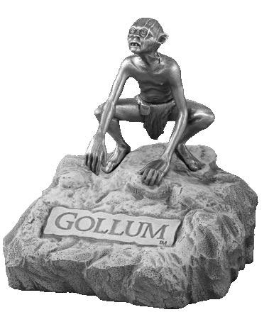LOTR Figurka Gollum - Les Etains Du Graal