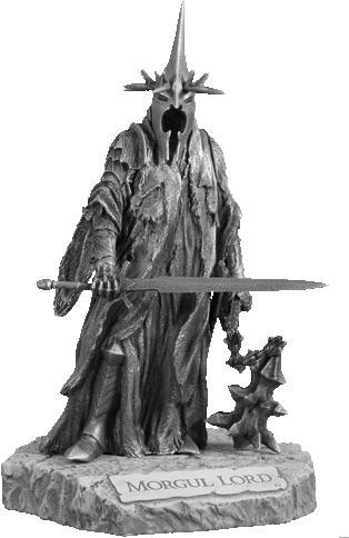 LOTR Figurka Morgul Lord - Les Etains Du Graal