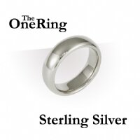 LOTR One Ring - srebro