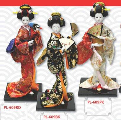Lalka Geisha