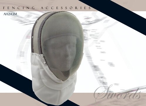 Maska do szermierki - Hanwei Fencing Mask M