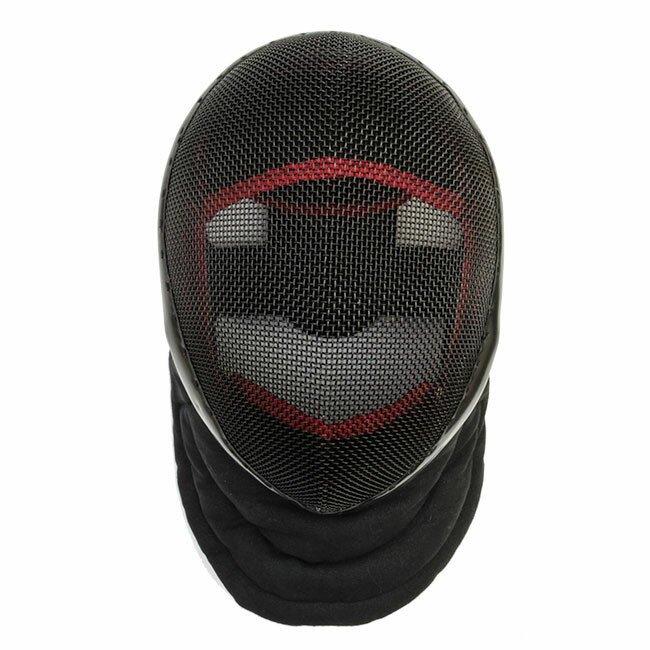 Maska turniejowa Red Dragon HEMA Tournament Fencing Mask - 1600N