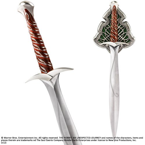 Miecz z filmu Hobbit - The Sting Sword of Bilbo Baggins Noble Collection