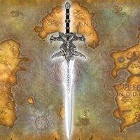 Miecz LARP Frostmourne Sword - Latex (886005)