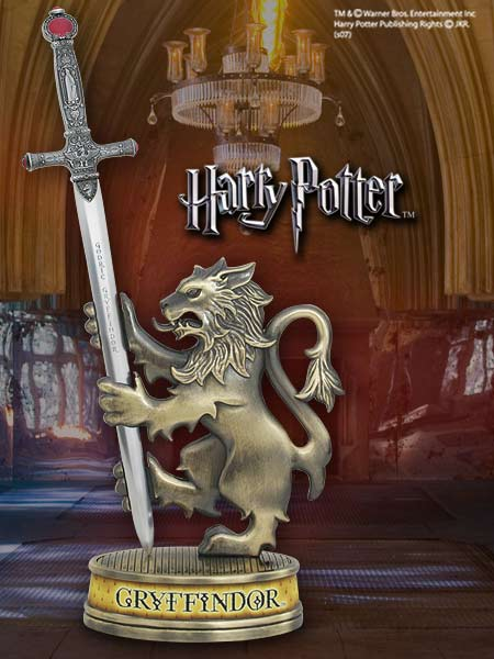 Miniaturka miecza Harry Potter Letter Opener Gryffindor Sword