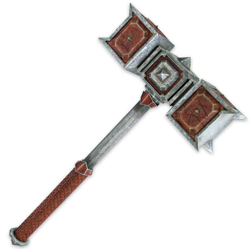 Młot United Cutlery War Hammer Of Dain Ironfoot