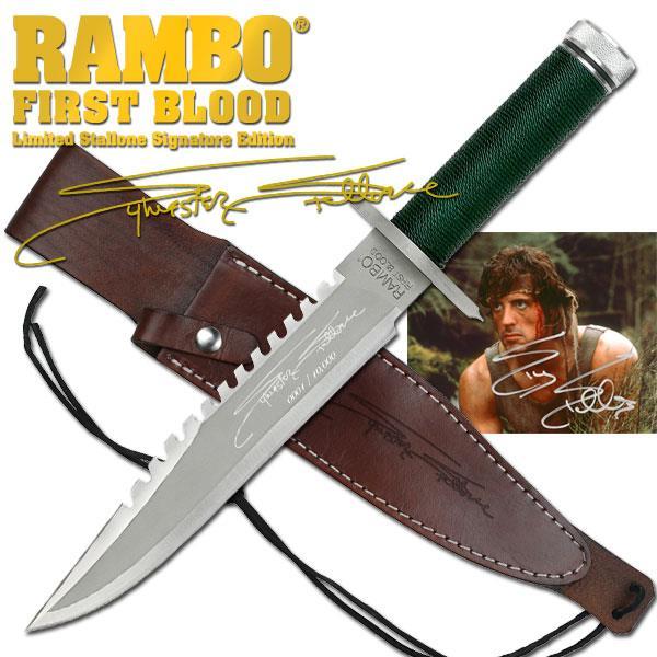 Nóż Rambo I Standard Edition Master Cutlery