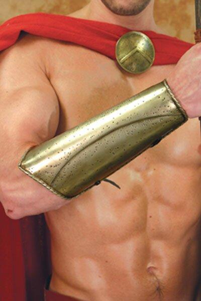 Ochraniacz na przedramię z filmu 300 Spartan