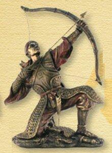 Samuraj miniaturka