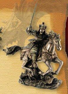 Samuraj na koniu