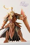 World Of Warcraft, Series 3: Blood Elf Paladin: Quin'thalan Sunfire Action Figure (DC0006)