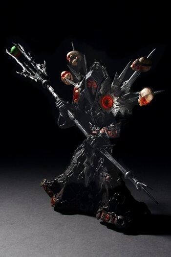 World Of Warcraft, Undead Warlock: Meryl Felstorm Collector Figure