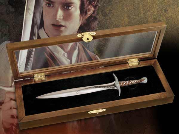 Żądło Miniaturka Miecza z filmu Władca Pierścieni - LOTR Letter Opener Sting