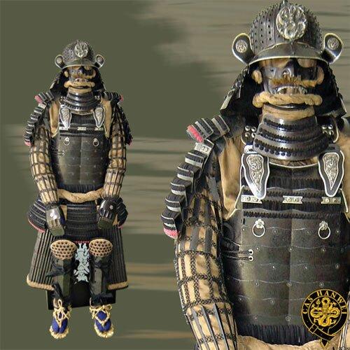 Zbroja Samuraja - Hanwei Dragon Armour